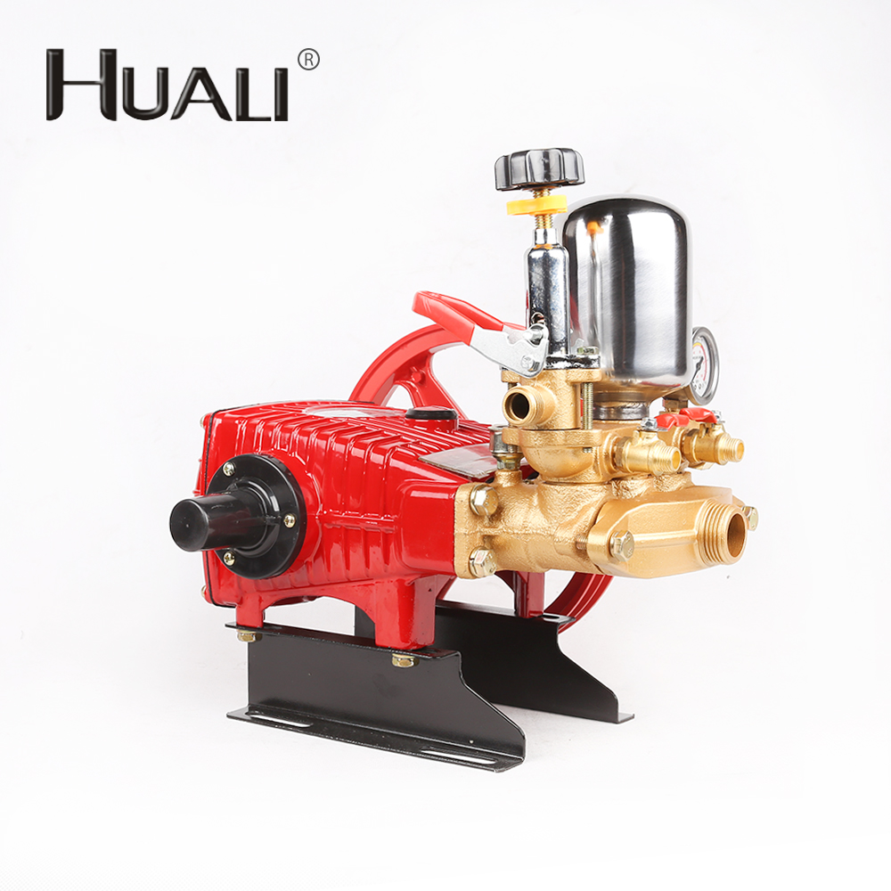 High quality high pressure tree plant gasoline engine power sprayer pump