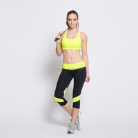 Hot sale!! Private label comfortable yoga wear/fitness wear/sportswear for women