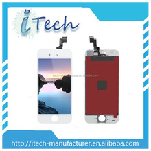 China Wholesale Mobile Phone 5S LCD for iPhone LCD Screen Repair