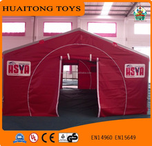 2016 New Type hot sale customize booth clear inflatable lawn tent for sale