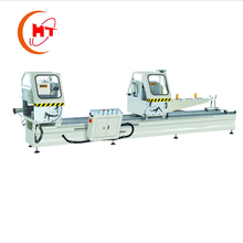 Aluminium profile cutting saw aluminium doors window manufacturing machine pvc doors and windows making machine