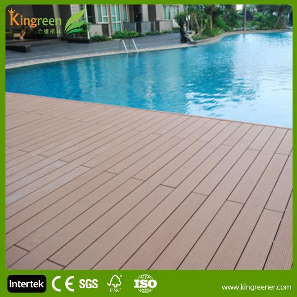 2015 hot sale pvc swim pool decking composite swimming for Swimming pool flooring materials