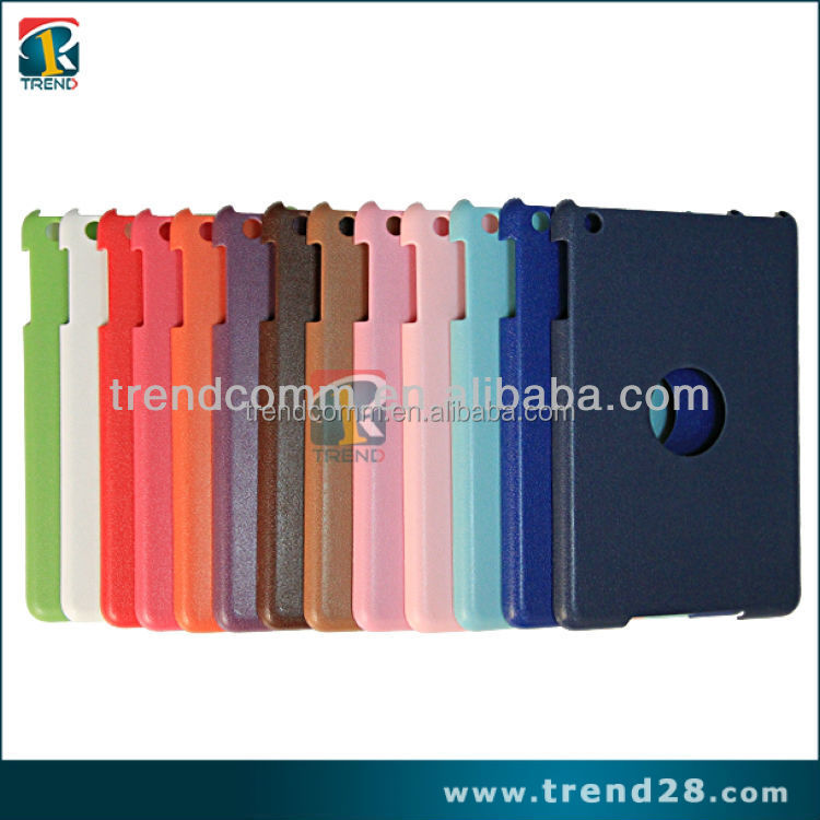 Top selling products latest design leather case for ipad mini