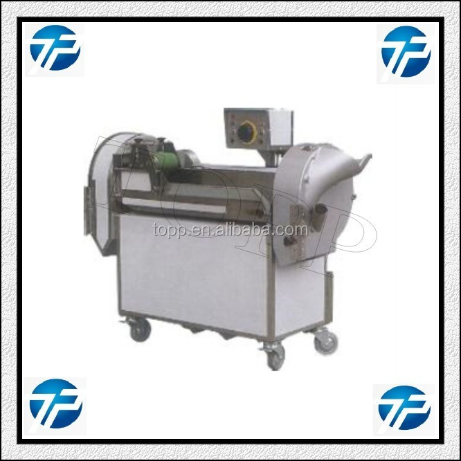 Leaf Vegetable and Cube vegetable Cutting Machine for Cutting Vegetables