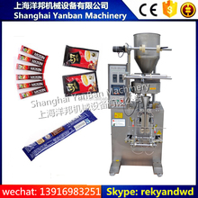 Automatic three in one coffee bag packing machine
