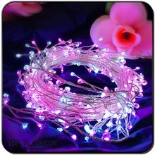 Green Wire Led Strip Light For Marriage Decoration