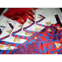 Hand made Masonic apron, Custom masonic apron manufacturers