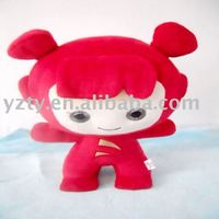 plush Olympic mascot -friendliness plush toy and stuffed toy