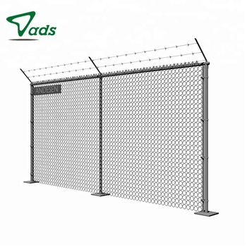 Stainless steel 5 foot gate used chain link fence panels