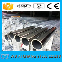 JIS stock Polished Stainless Steel Tube With Surface Polishing stainless steel pipe