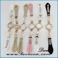2014 italian bracelet high quality branded watches for girls