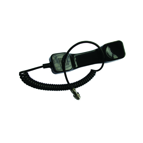 Retro fashion radiation protection phone handset