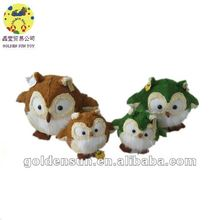 Best Selling owl Plush animal baby toy stuffed toy