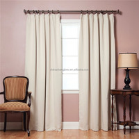 2016 new designs pinch pleated hotel drapes and curtains
