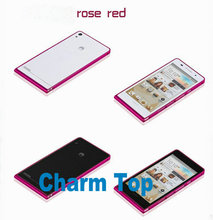 2013 New Brand Aluminum Bumper Case for Huawei P6
