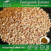 Natural Anti-Cancer Supplement Fenugreek Seed Extract 4:1 to 20:1 With Best Quality