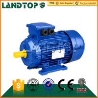 MS 0.09kw to 7.5kw Strong Aluminium Body Three Phase electric AC motor