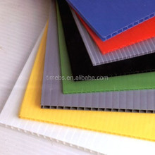 China wholesale PP Corrugated Plastic sheet for Door Mail Box