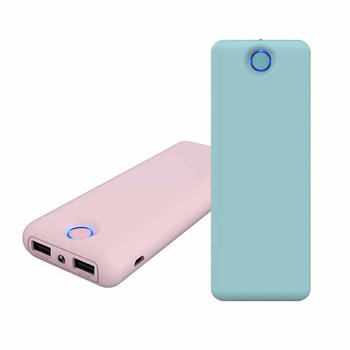 15000mah Dual USB power bank mobile phone External Battery charger