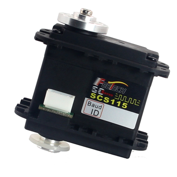FEETECH SCS115 Dual Shaft 15 kg High Accuracy Serial Port Servo