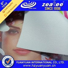 "36"" matte eco-solvent polyester canvas 310gsm for inkjet printing"