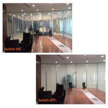 Cheap Smart Glass for Wall Partition