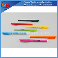 2017 New design cheap promotion gel ink pen/High quality office and school supplies gel ink pen