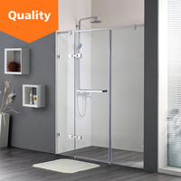 Electroplate Frame Surface Finishing good price shower room