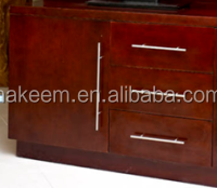 Hotel TV unit with minibar cabinet