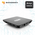 amazing TV BOX Amlogic S905X Quad Core 1G 8G KODI 17.3 Smart Android TV BOX