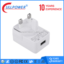 DOE VI AC DC adapter 12v 1a switching power supply for led driver
