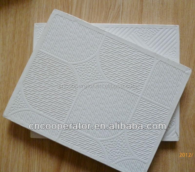 Pvc Laminated Gypsum Board : Pvc vinyl laminated gypsum board buy