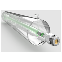 Hot sale factory direct price co2 laser tube 130w reci 100w 150w With Wholesale