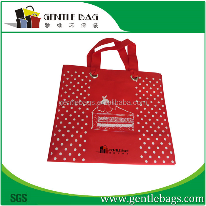 Eco-friendly Non-woven Tote Bag For Shopping