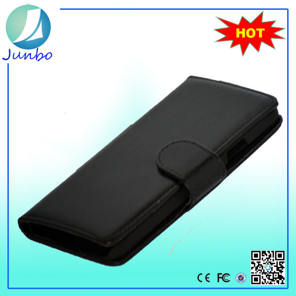 Original flip cover custom pouch leather case for samsung galaxy s2