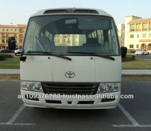 TOYOTA COSTER 26 SEATER DIESEL 2013YM