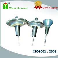 HW Spindle for two for one twister