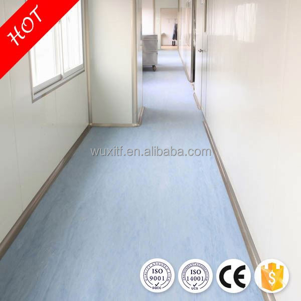 Temperature resistance high quality customized vinyl flooring wholesale for sale