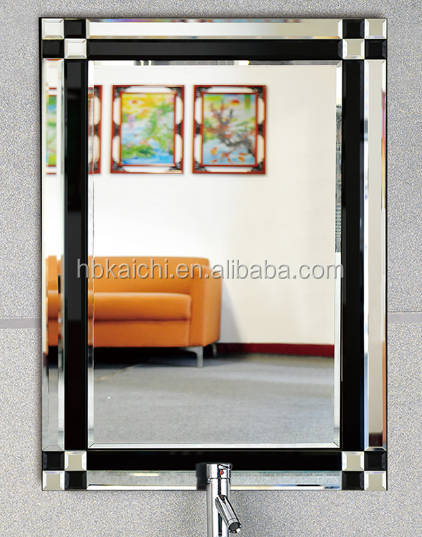 High quality custom copper free bathroom wall mirror with low price