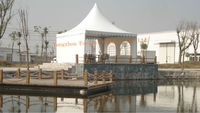 5mx5m wedding chinese marquee tent for sale