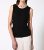 17PKCS381 women knit cashmere sweater vest