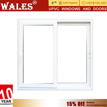 American standard impact resistance upvc roof sliding windows India