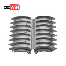 Customized Die Casting Aluminum Heat Sink Shell