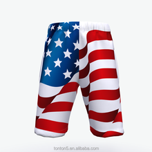 Gros sublimé mma shorts mma fight shorts