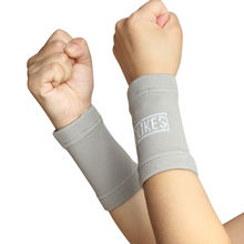 Elastic sport knitting wrist support