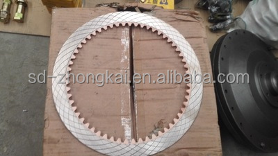 transmission Clutch friction plate for SDLG SEM FOTON LOVOL wheel loader part