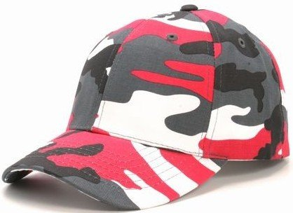 digital camouflage military army baseball cap hat