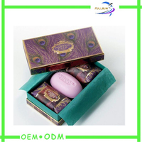 Promotional Fancy updated recycle paper soap box