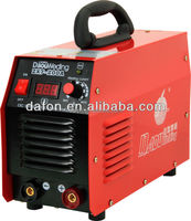 China famous brand high efficiency ac dc inverter tig mma welding machine (IGBT module) TIG-400 for sale