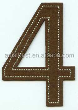 wholesale iron on letter appliques beautiful alphabet letters patches
